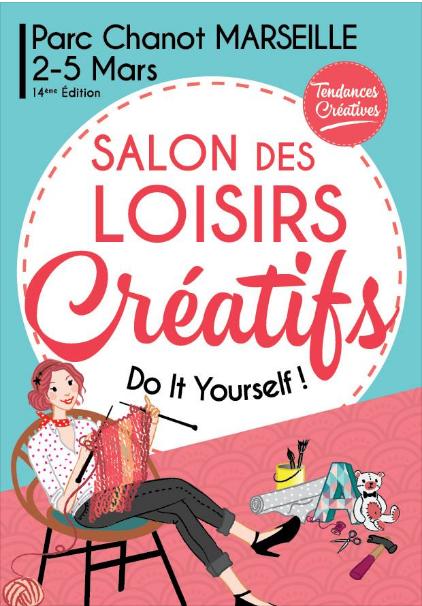 Salon des loisirs créatifs Marseille
