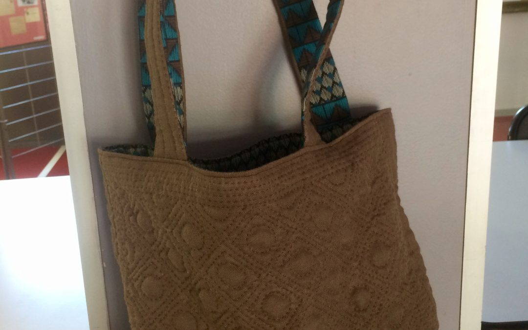 Le sac de Marie-Mad